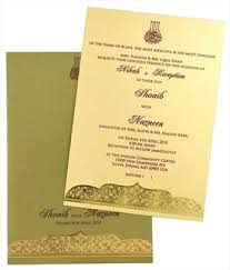 walima invitation buy muslim wedding cards invitations walima and muslim wedding
