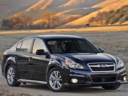 the 2013 subaru legacy is an overlooked gem in the mid size sedan