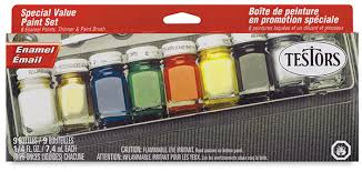 testors enamel paints blick art materials