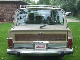 old jeep grand wagoneer 1990 jeep grand wagoneer mokena illinois classic cars america