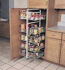 Roll Out Pantry Shelves by Amazon Com Pull Out Pantry Units Side Mount Pantry Roll Outs