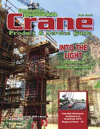 fall 2015 crane guide by construction equipment guide issuu