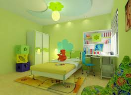 kids room interior at home design concept ideas