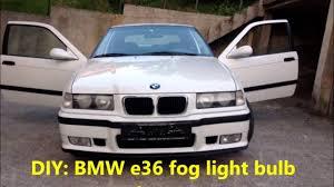 bmw e36 fog light bracket bmw e36 fog light replacement youtube