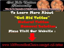 10 best get rid tattoo naturally images on pinterest tattoo