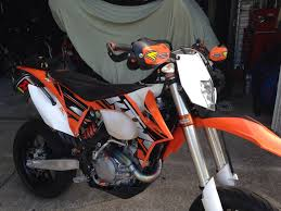 2012 ktm 500 exc supermoto awesomeness for the streets