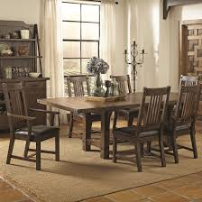 chair white distressed dining room table and chairs home design