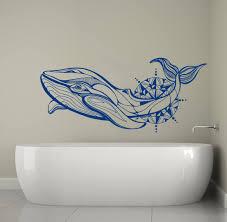 Wall Decals Vinyl Sticker Mandala by Whale Wall Decals Whale Vinyl Sticker Mandala Wall Decor