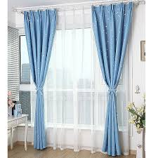 Baby Blue Curtains 51 Blue Curtains Princess Design Idea Light Blue And Beige