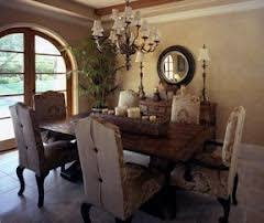 Tuscan Dining Room Budget Friendly Tuscan Dining Room Ideas