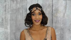 great gatsby hair long great gatsby costume hair tutorial by toni and guy simone boyce