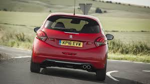 Review The Peugeot 208 Gti Peugeot Sport Bunch Of Cars
