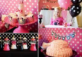 minnie mouse birthday party kara s party ideas disney minnie mouse girl 5th birthday party