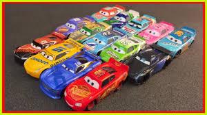 complete disney cars 3 toys diecast all 14 racers jackson storm