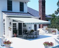 House Awnings Retractable Canada Awnings By Sunair Retractable Awnings Deck Awnings Solar