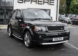 land rover hse 2012 2012 land rover range rover sport sdv6 hse red 26 990