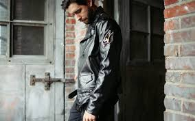 good motorcycle jacket schott nyc x sailor jerry perfecto motorcycle jacket insidehook