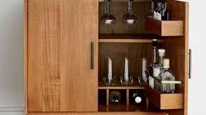 mid century bar cabinet small mid century modern bar cabinet westmontcatering com