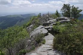 table rock hiking trail table rock trail north carolina alltrails