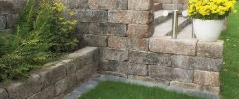 Steine Fur Gartenmauer Gerlo Castell Mauer Minikombi Von Gerwing