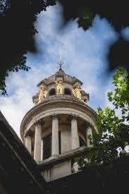 the cupola at marylebone church in london london travel