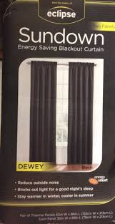 Eclipse Blackout Curtain Liner Decorating Adorable Home Accessories Decor With Eclipse Blackout