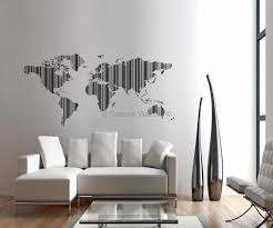 wall art best sample ideas picture wall art stripes black and