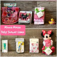 Baby Shower Decorating Ideas by Minnie Mouse Baby Shower Ideas Events To Celebrate