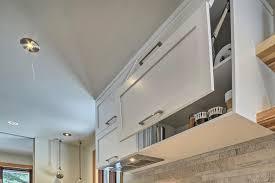 armoir cuisine armoires de cuisine contemporain transitionnel classique