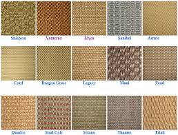 Types Of Rugs Siskiyou Sisal Discount Prices Myers Carpet