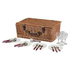 picnic basket for 2 picnic time newbury picnic basket target