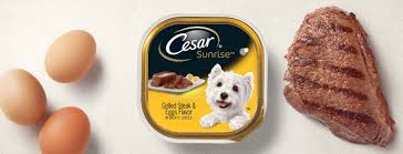 cesar cuisine grilled steak and egg flavor breakfast food cesar