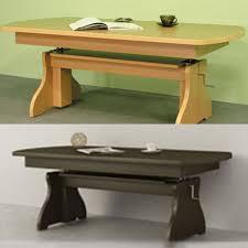 tavoli alzabili tavolo iren allungabile ed alzabile in legno