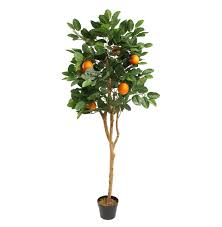 artificial orange tree stunning orange tree blooming artificial