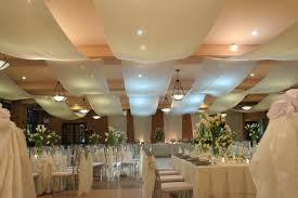 draped ceiling really like this look wedding ideas wedding