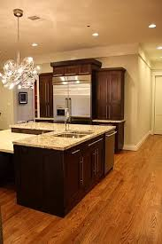 sherwin williams brown kitchen cabinets cabinets what floor color kitchens forum