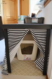 Ikea End Table Hack Hide The Litterbox With Ikea Lack Simply Darr Ling