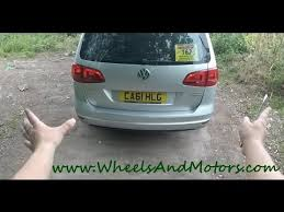 how to replace rear light bulbs on vw sharan mk2