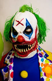 Scary Clown Halloween Costumes Sale Limited Quantity Killer Clown Mask