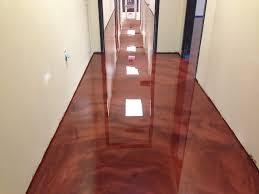 High Pressure Laminate Flooring Metallic 3d Floor Setting A New Trend In 2017 Surecrete Products