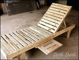 Chaise Lounge Plans Deck Lounge Chair Outdoor Plans As Soon I Unpack My Gun And