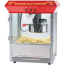 popcorn machine make popcorn