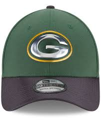 Green Bay Packer Flag Lyst Ktz Green Bay Packers Gold Collection On Field 39thirty Cap