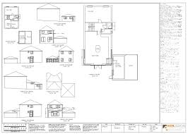 farm house extension gf plan ambo architects plans south a luxihome