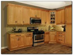 kitchen engaging kitchen colors with honey oak cabinets