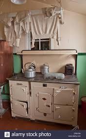 kitchen stove port lockroy british base from 1940 50s wiencke