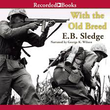 with the breed audiobook by e b sledge for just 5 95
