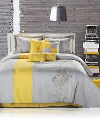 gray and yellow bedroom tiled bathroom ideas dining room for blue