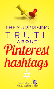 the surprising truth about pinterest hashtags 2017