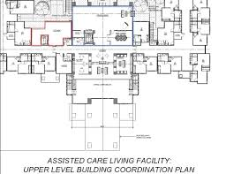 senior housing floor plans amazing floor plans for assisted living facilities contemporary
